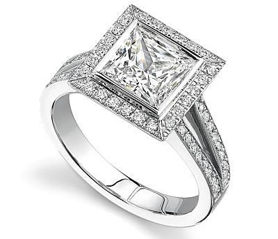 Titanium Meteorite Rings Wedding Bands Elegant Wedding