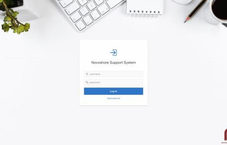 Tickets - Servicedesk - Login