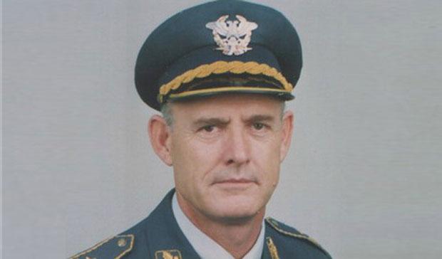 Генерал-мајор Бранко Билбија / Фото Приватна архива