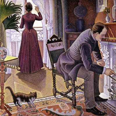 Sunday by Paul Signac