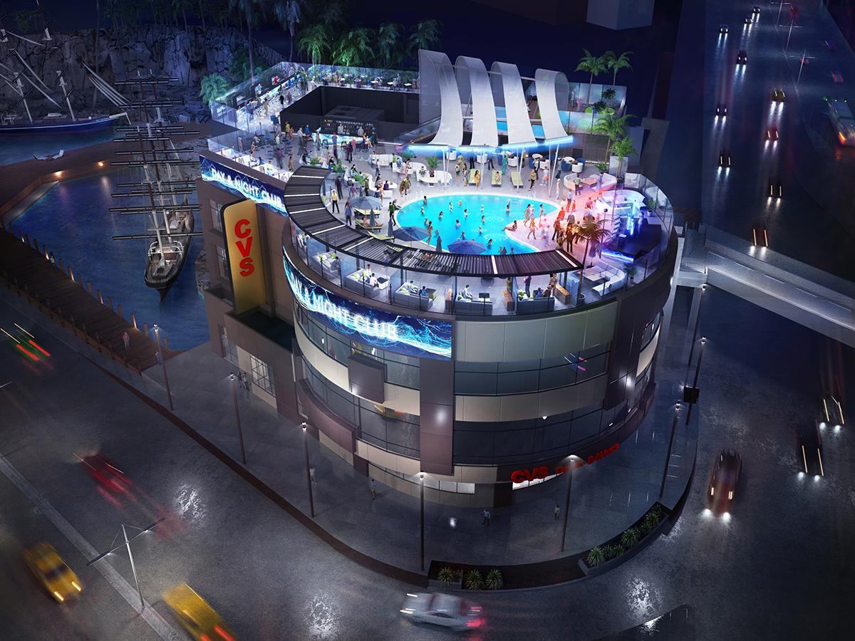 Las Vegas Dayclub & Nightclub