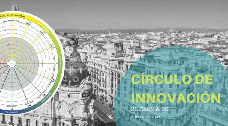 Imagen editada que invita al Circulo de innovacion de empresas familiares en la cdmx