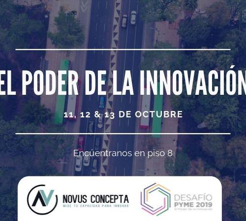 El Poder de la Innovación | Desafío Pyme 2019 - Círculo de innovación (1)