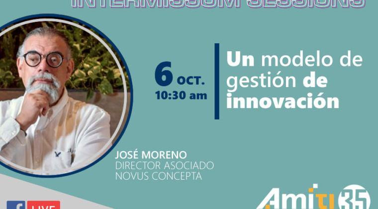 José Moreno un modelo de gestión de innovación