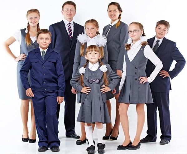Школьная форма 2015-2016: мода для школьников девочек и ...