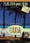 dk pieszo przez kubę 2015
