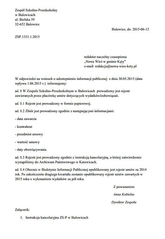 OdpowiedźZSP_Bulowice