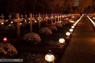 Cmentarz w Marysinie Wawerskim
