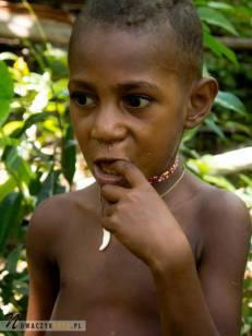 Dziecko, Indonezja, Papua