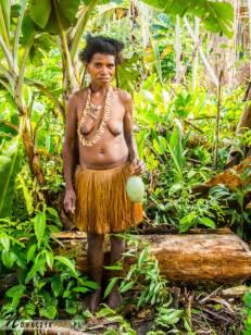 Kobieta, Indonezja, Papua