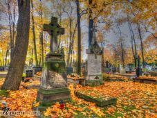 Cmentarz Prawosławny, Warszawa