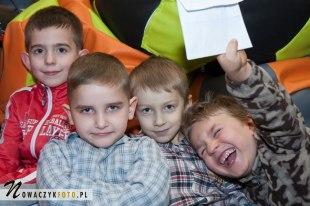 Szczęśliwe dzieci w Oratorium w Przemyślu