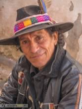 Peruwiański mężczyzna