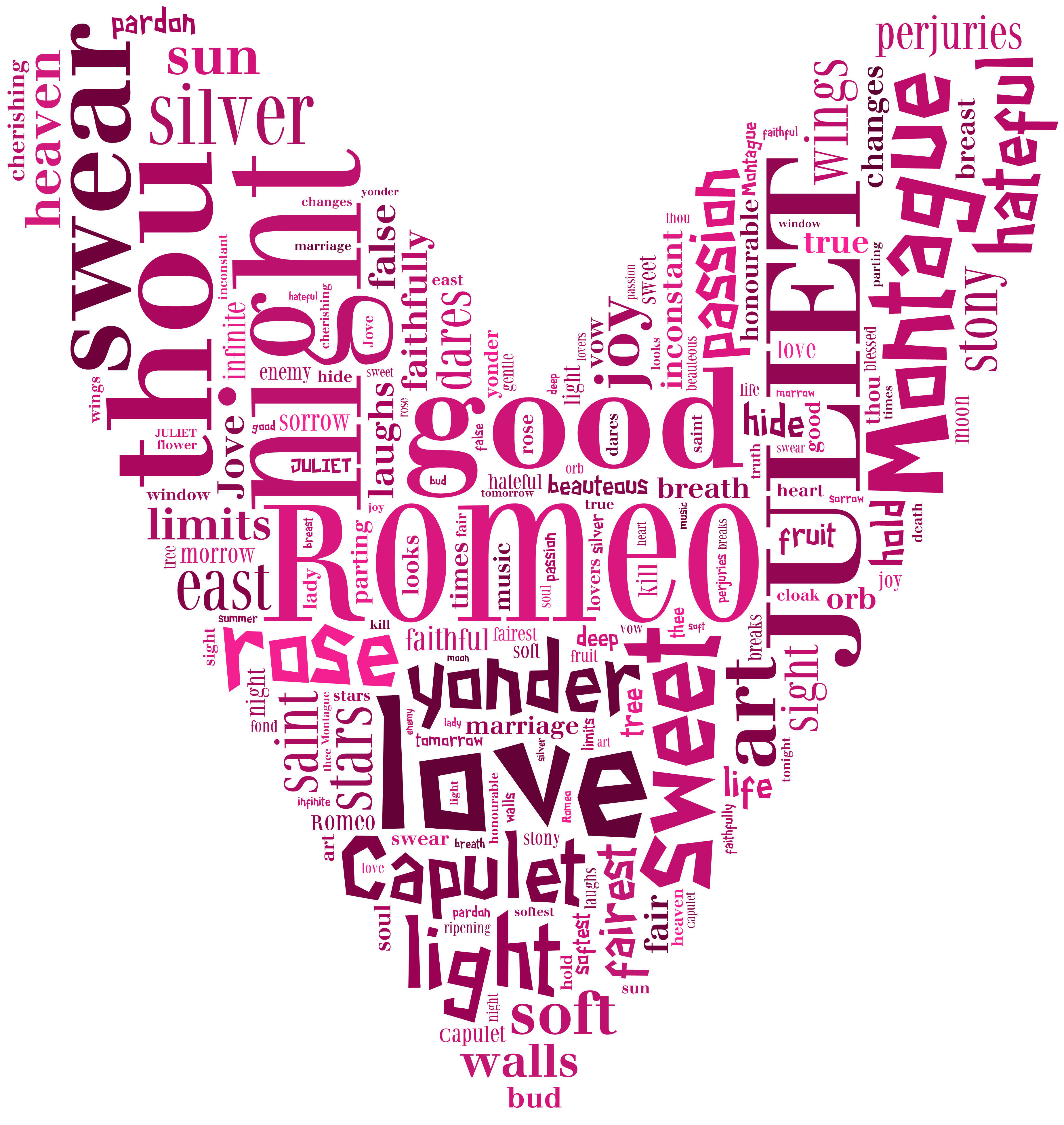 Poetry Friday Romeo Juliet Abridged Interview With