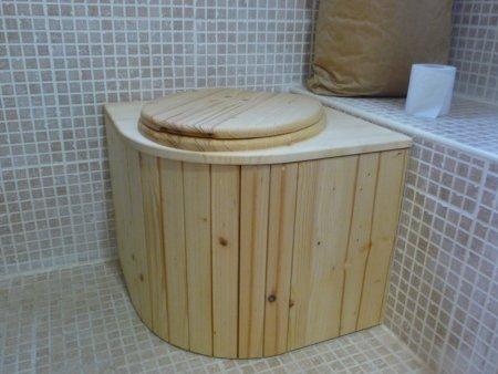 Komposttoilette für Zuhause - Öko-Toilette nowato