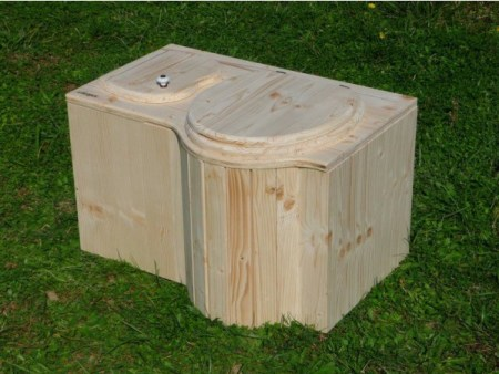 Komposttoilette für Zuhause