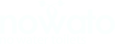 Logo nowato - no water toilets