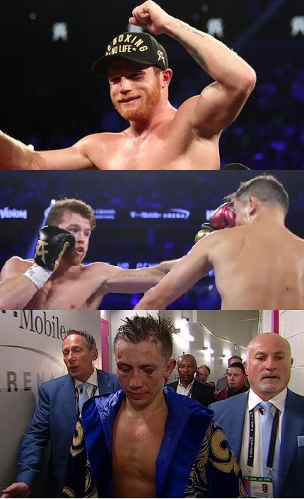 Canelo Alvarez beat Golovkin and showed him true Mexican Style