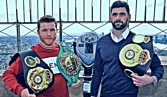 Rocky Fielding speaks ahead of Canelo Alvarez clash