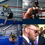 McGregor vs Malignaggi sparring confrontation