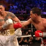 Danny Garcia beats a game Brandon Rios by TKO in round 9