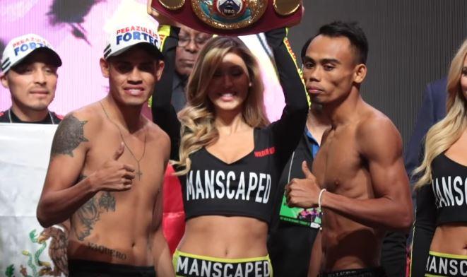 Pinoy boxer Jeo Santisima falls short in world title bid