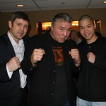 INTERVIEW WITH CANADIAN BOXING LEGEND GEORGE CHUVALO