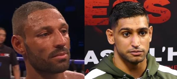 Amir Khan claiming Kell Brook is gay is another sign of fear from the Bolton boxer