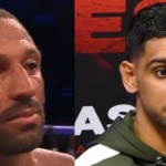 Brook vs Khan welterweight