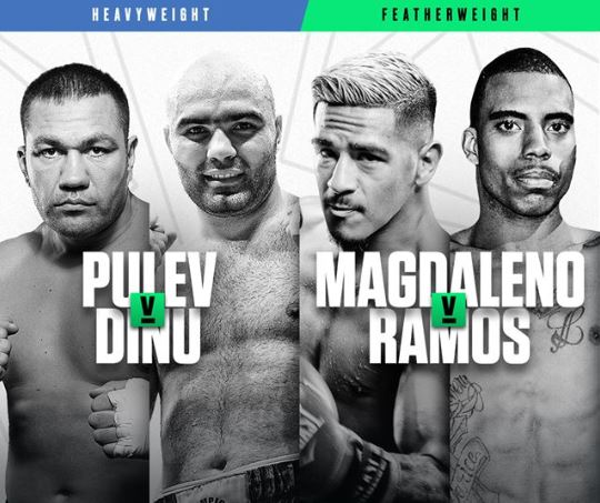 Watch Kubrat Pulev vs Bogdan Dinu, Jessie Magdaleno vs Rico Ramos Live on ESPN