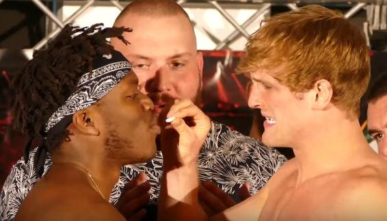 KSI vs Logan Paul, Deji vs Jake Paul Full Weigh in Video and Results
