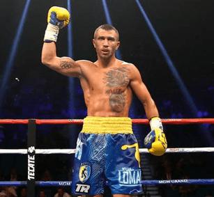 Vasyl Lomachenko makes defensive Guillermo Rigondeaux quit