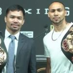 Pacman Thurman presser photo