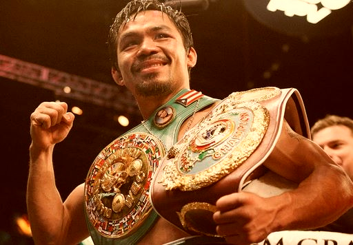 Is Manny Pacquiao left off All Time Great lists because he is Filipino?