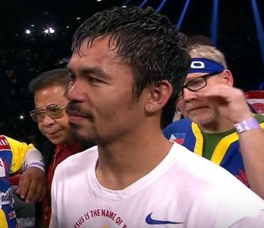 Manny Pacquiao's next fight could be in Malaysia