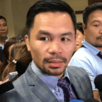 "Manny Pacquiao saying ""Hello"" to a girl on Instagram doesn't mean he is flirting"