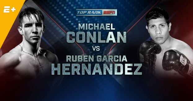 Watch Michael Conlan vs Ruben Hernandez, Collazo vs Vargas, and Paddy Barnes Live Stream on ESPN+