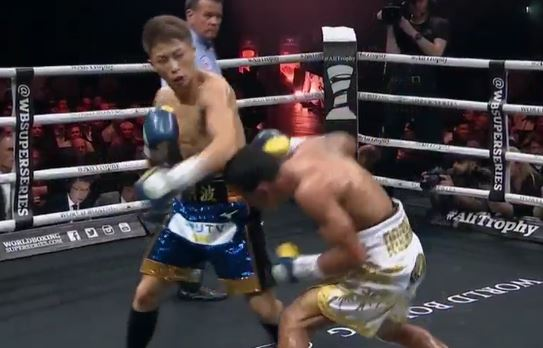 Naoya Inoue stops Emmanuel Rodriguez in two rounds, faces Nonito Donaire next