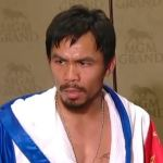 The Pacman Post Fight