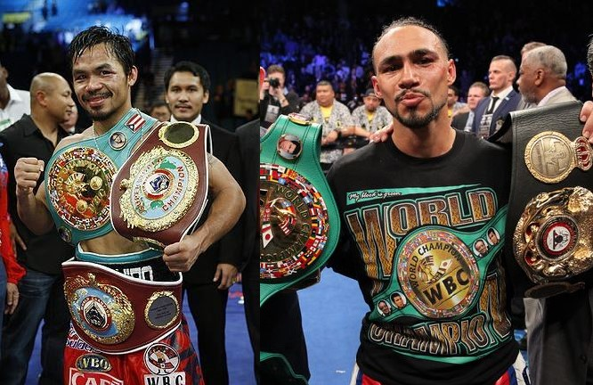 Manny Pacquiao vs Keith Thurman close to a deal for FOX PPV on July 20