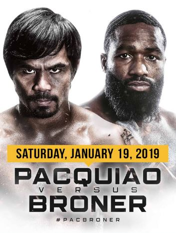 WATCH Manny Pacquiao vs Adrien Broner for FREE on ITV