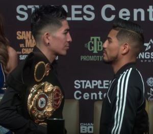 Live Stream Video: Santa Cruz vs Mares II, Charlo vs Trout Weigh In