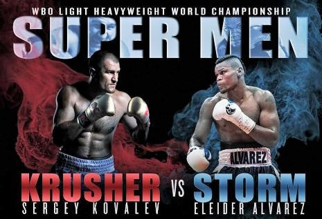 Alvarez shocks Kovalev in 7th to claim light heavyweight title
