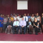 Sector Employees receive Certificates of Merit from CEPEX