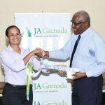 Junior Achievement Grenada Receives $30,000 Grant from Grenlec