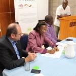 Launch of the Grenada Water Stakeholder Platform (GWaSP)
