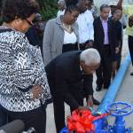 NAWASA Commissions Water Treatment Plant in St Andrew