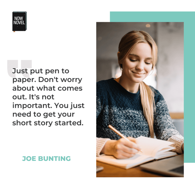 How to Write a Short Story: 17 Steps  Now Novel