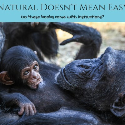 Natural Doesn't Mean Easy: Trials in breastfeeding