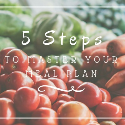 Method to the Madness: 5 Steps to master this meal plan business